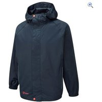Hi Gear Stowaway Jacket (Childrens) - Size: 34 - Colour: NAVY-ORANGE