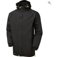 Hi Gear Stowaway Jacket (Mens) - Size: M - Colour: BLACK-FLASH