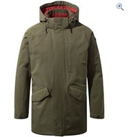 Craghoppers Mens 250 Jacket - Size: L - Colour: DARK MOSS-RED