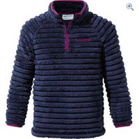 Craghoppers Kids Appleby Half-Zip Fleece - Size: 11-12 - Colour: SOFT NAVY