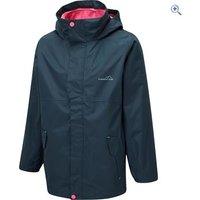 Freedom Trail Kids Versatile 3-in-1 Jacket - Size: 7-8 - Colour: Blue-Pink