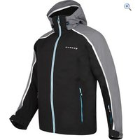 Dare2b Mens Immensity II Jacket - Size: L - Colour: BLACK-SMOKEY