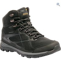 Regatta Mens Kota Mid Walking Boots - Size: 7 - Colour: Black