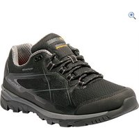 Regatta Mens Kota Low Walking Shoes - Size: 10 - Colour: Black