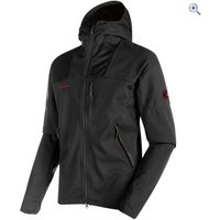 Mammut Ultimate Hoody Mens - Size: L - Colour: Black