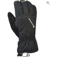 Montane Mens Tundra Glove - Size: M - Colour: Black