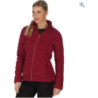 Regatta Womens Raneisha Fleece - Size: 16 - Colour: DARK PIMENTO