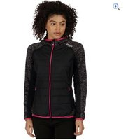 Regatta Womens Pendan Hybrid Jacket - Size: 14 - Colour: Black