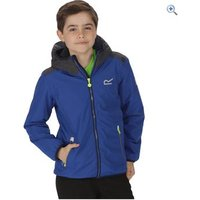 Regatta Kids Volcanics Jacket - Size: 11-12 - Colour: SURFSPRAY GREY