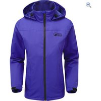 North Ridge Womens Meltwater Endurance Jacket - Size: 8 - Colour: SPECTRUM BLUE