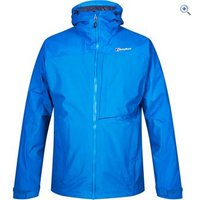 Berghaus Mens Ben Alder 3-in-1 Jacket - Size: XL - Colour: SNORKEL BLUE
