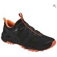 Asics Mens GEL-Fujirado Running Shoes - Size: 11 - Colour: BLACK ORANGE