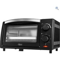 Quest Table Top Toaster Oven - Colour: Black