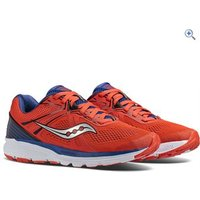 Saucony Mens Swerve Running Shoes - Size: 11 - Colour: RED NAVY