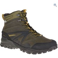 Merrell Mens Capra Glacial Ice+ Mid Waterproof Boots - Size: 7 - Colour: BELUGA BG