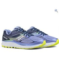 Saucony Womens Guide 10 Running Shoes - Size: 5 - Colour: PURPLE NAVY