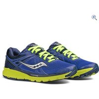 Saucony Womens Swerve Running Shoes - Size: 8 - Colour: PURPLE NAVY