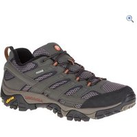 Merrell Mens Moab 2 GORE-TEX Shoes - Size: 12 - Colour: Grey And Black