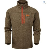 North Ridge Mens Hohokum Pullover - Size: XL - Colour: Brown