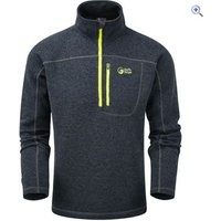 North Ridge Mens Hohokum Pullover - Size: M - Colour: EBONY GREY