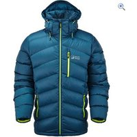 North Ridge Mens Nord Down Jacket - Size: XL - Colour: POSEIDON
