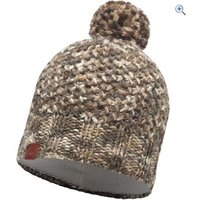 Buff Knitted Hat, Margo - Colour: MARGO BROWN