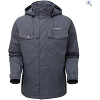 Columbia Mens Foggy Breaker Jacket - Size: M - Colour: Graphite