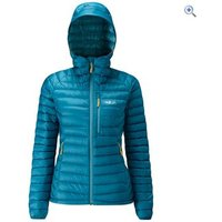Rab Microlight Alpine Womens Jacket - Size: 10 - Colour: BLAZON
