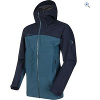 Mammut Mens Dammastock HS Hooded Jacket - Size: L - Colour: MARINE-ORION