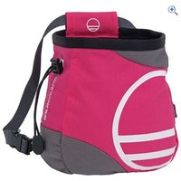 Wild Country New Dipper Chalk Bag - Colour: Ruby Red