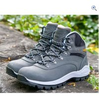 Hi-Tec Womens Altitude Alpyna WP Walking Boots - Size: 5 - Colour: Charcoal