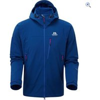 Mountain Equipment Mens Mission Jacket - Size: M - Colour: SODALITE BLUE
