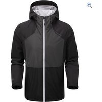 Craghoppers Mens Apex Waterproof Jacket - Size: XXL - Colour: Black Pepper