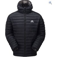 Mountain Equipment Mens Arete Hooded Jacket - Size: XXL - Colour: Black