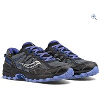 Saucony Womens Excursion TR11 GTX Running Shoes - Size: 7 - Colour: GREY PURPLE
