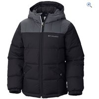 Columbia Kids Gyroslope Jacket - Size: M - Colour: Black