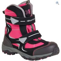 Karrimor Terry Kids weathertite Boot - Size: 13 - Colour: Pink