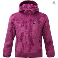 Sprayway Kids Bianca I.A. Fleece - Size: 4-5 - Colour: Berry