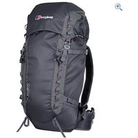 Berghaus Arete 45 Rucksack - Colour: CARBON GREY