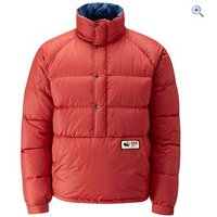 Rab Mens Kinder Smock - Size: S - Colour: Rust Brown