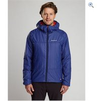 Montane Prism Mens Insulated Jacket - Size: S - Colour: ANTARCTIC BLUE