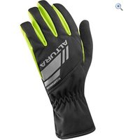 Altura Youth Nightvision 3 Waterproof Glove - Size: 10-12 - Colour: Black / Yellow
