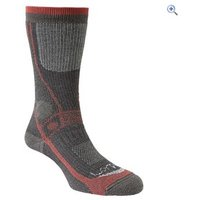 Lorpen Mens T3 Heavy Trekker Socks - Size: M - Colour: Charcoal
