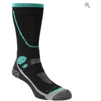 Lorpen Womens T3 Midweight Hiker Socks - Size: M - Colour: Black