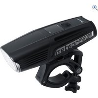Moon Meteor Storm 1100 Front Bike Light - Colour: Black