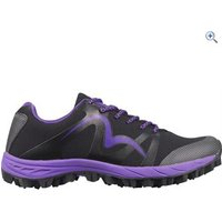 More Mile Womens Cheviot 4 Trail Running Shoes - Size: 5 - Colour: Black Purple