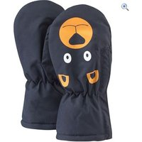 The Edge Kids Character Mitt - Size: S-M - Colour: BEAR