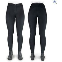 Whitaker Ladies Ellen Jodhpur (Long) - Size: 28 - Colour: Black