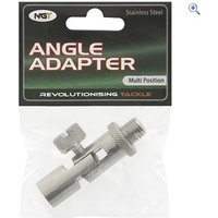 NGT Stainless Steel Angle Adaptor