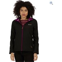 Regatta Connie III Softshell Jacket - Size: 10 - Colour: Black